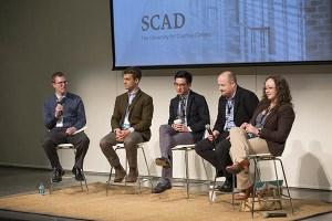 SCAD panel - Feb. 2015